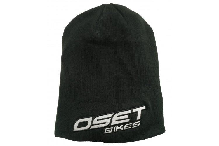 OSET beanie hat, black, youth