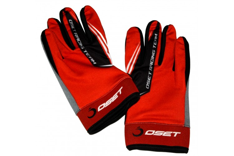 ELITE Riding Gloves - Red