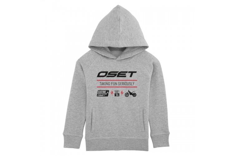 OSET Youth Jitsie Electro range, grey