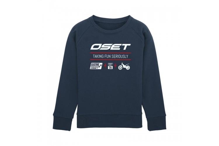 OSET Youth Jitsie Electro range, Sweater, navy