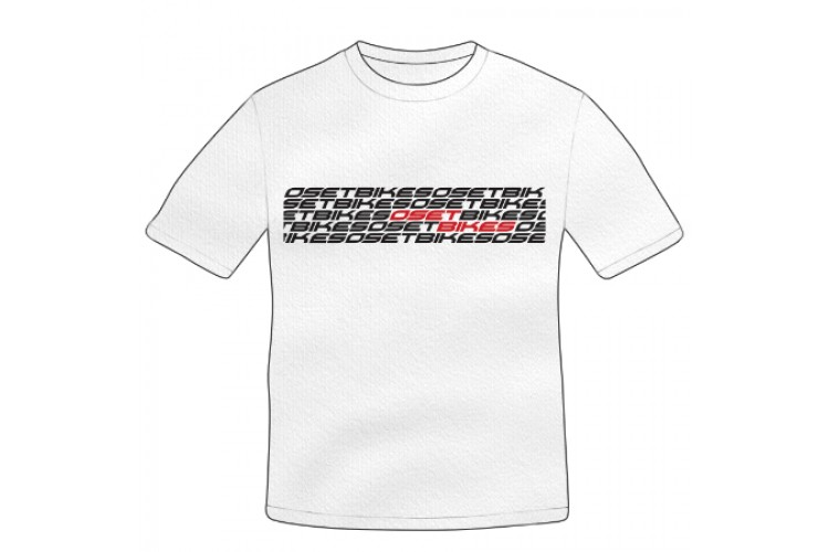 Pulse T-shirt - Adult White