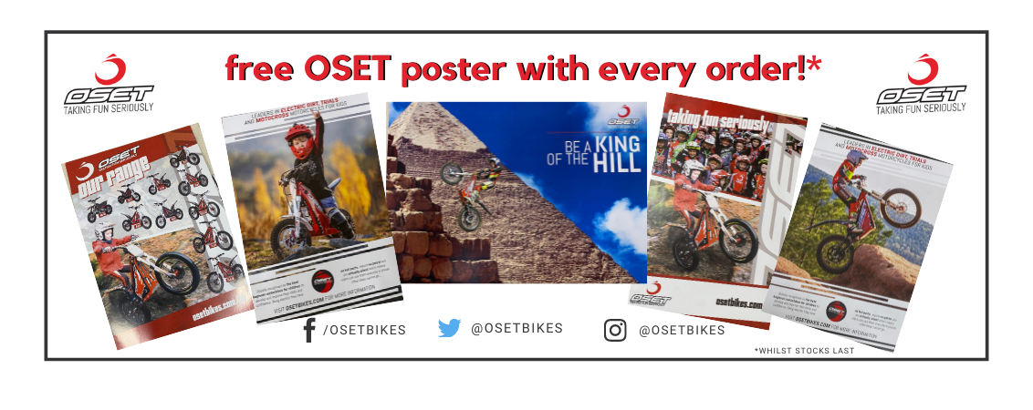 Free poster in orders